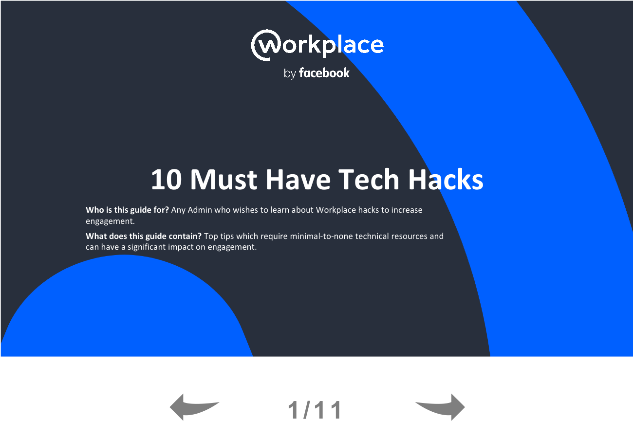 10 Workplace Tech Hacks to Boost Engagement