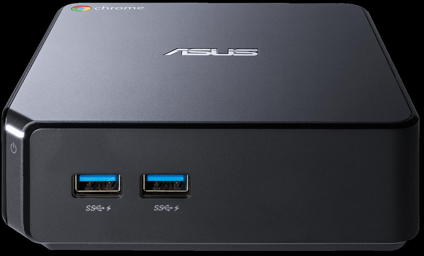 ASUS Hangouts Meet hardware kit Chromebox