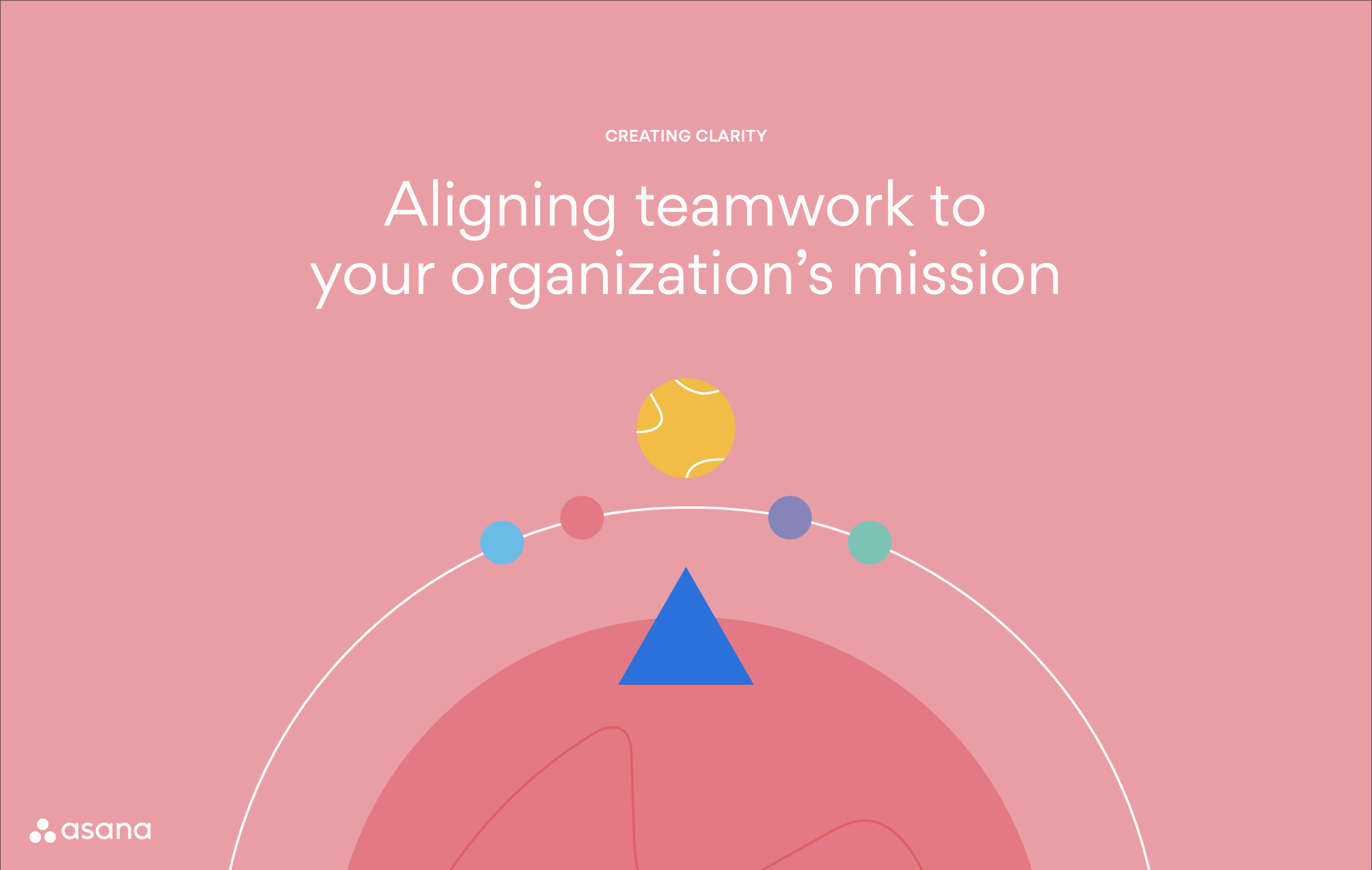 Asana - Aligning Teamwork to your Organisation Mission - Cover
