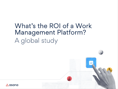 Asana - Whats the ROI of a work management platform - Cover