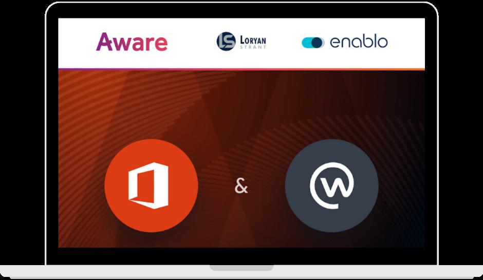 Aware - Choosing a Collaboration Tool - Transparent - Laptop Landscape