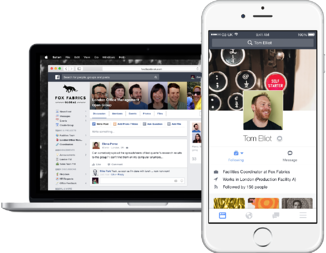 Workplace by facebook demo