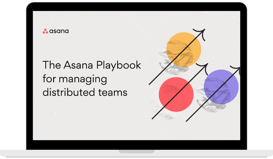 Managing Distributed Teams - Generic Laptop Frame for Landing Pages