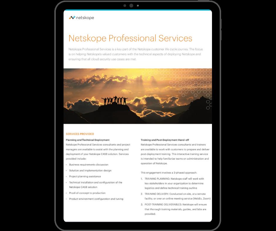 Netskope Professional Services - Transparent - Ipad Portrait