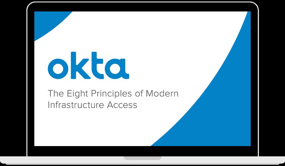 OKTA 8 Principles