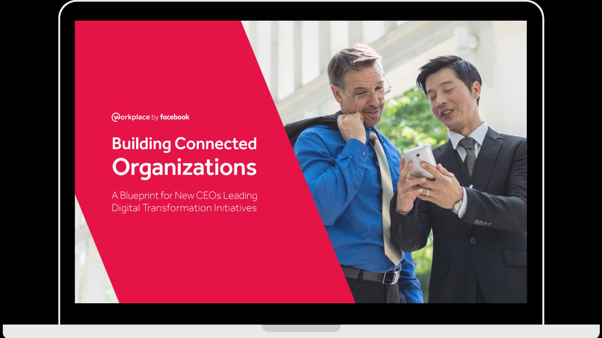 WPF - A Blueprint for New CEOs Leading Digital Transformation Initiatives - Laptop - Transparent