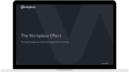 WPF - The Workplace Effect - Turning Companies into Connected Communities - Laptop - Transparent