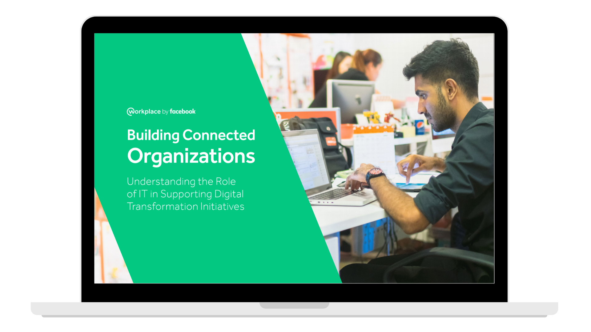 _building connected organisations IT - Laptop