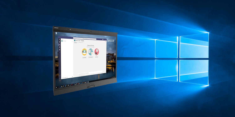 Avocor and Windows 10