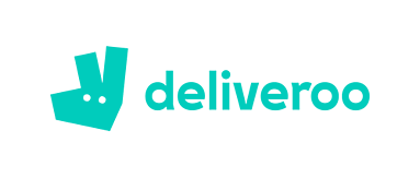 Deliveroo logo - workplace by facebook customer