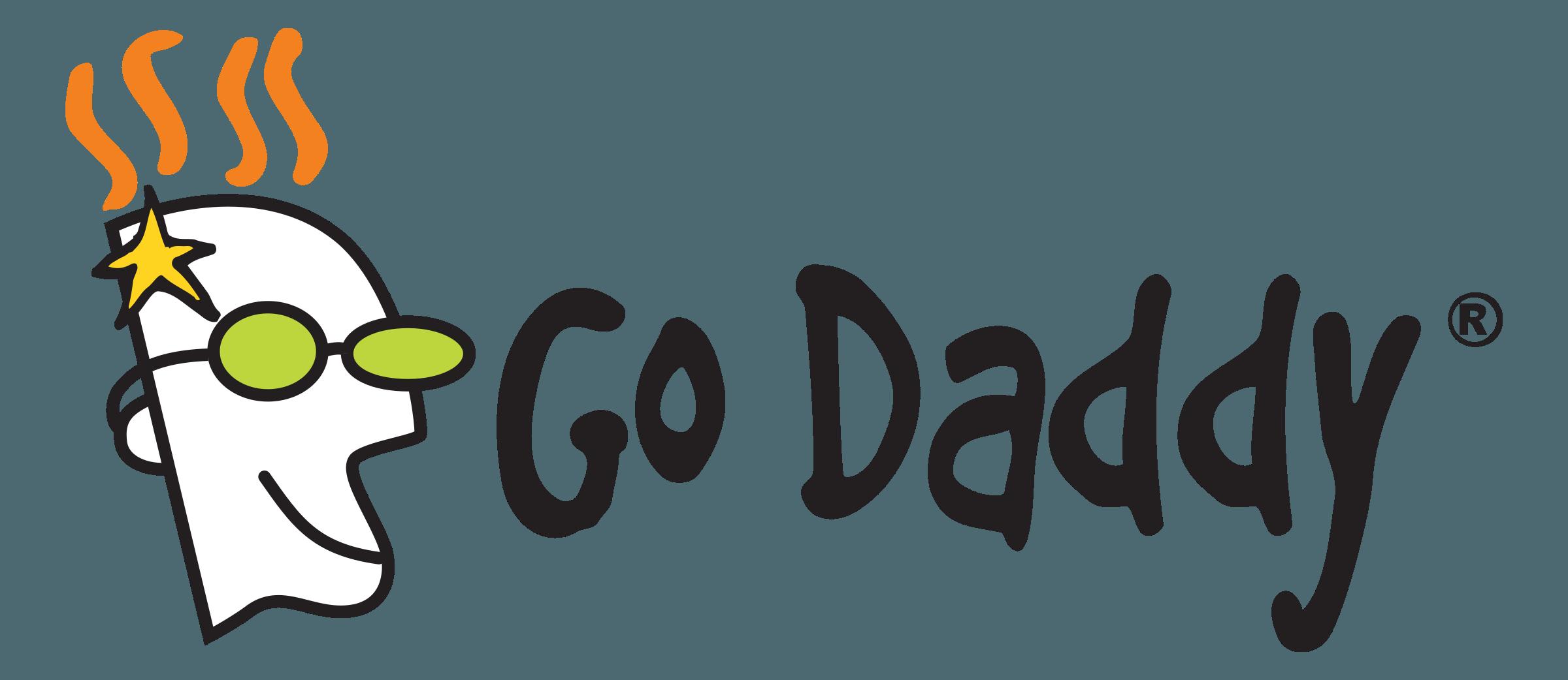 GoDaddy logo - Zoom customer