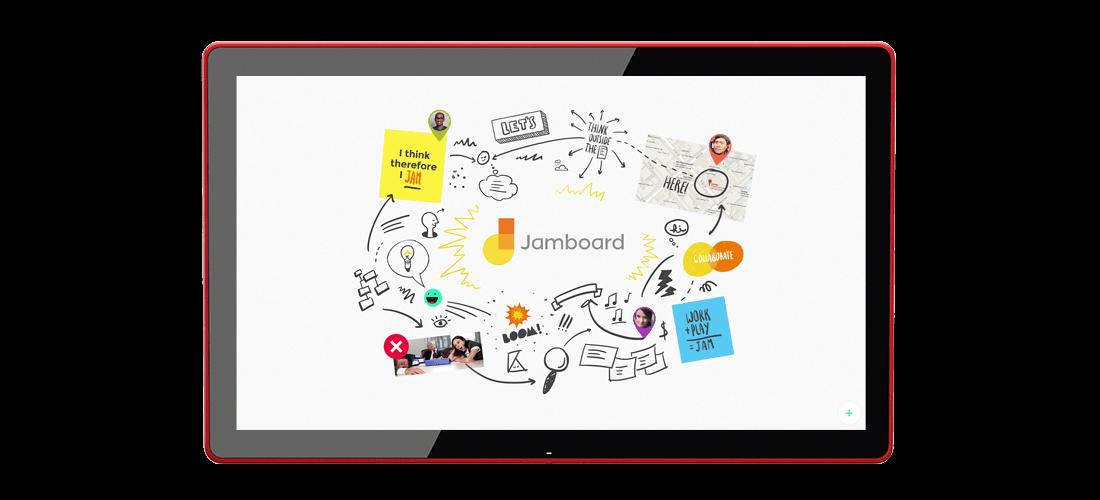 Google Jamboard Updates 2018