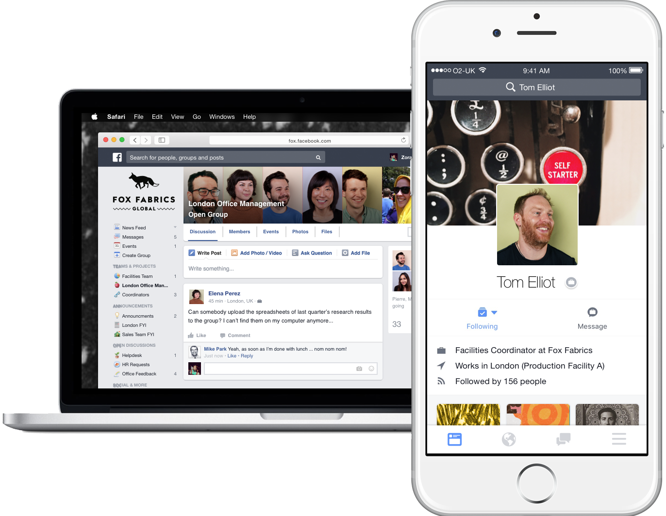 workplace by facebook consulting partner and reseller