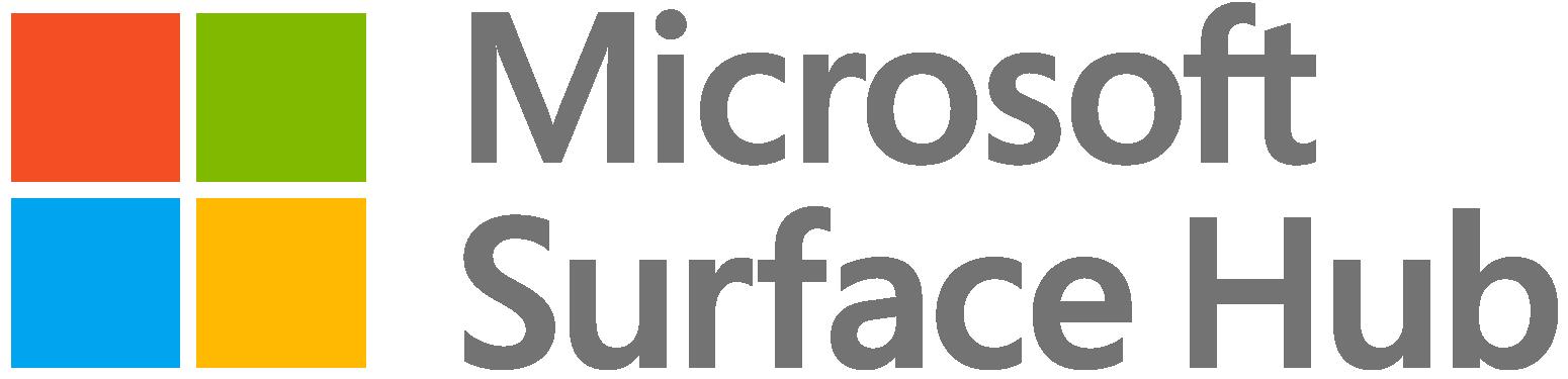 Microsoft Surface Hub logo