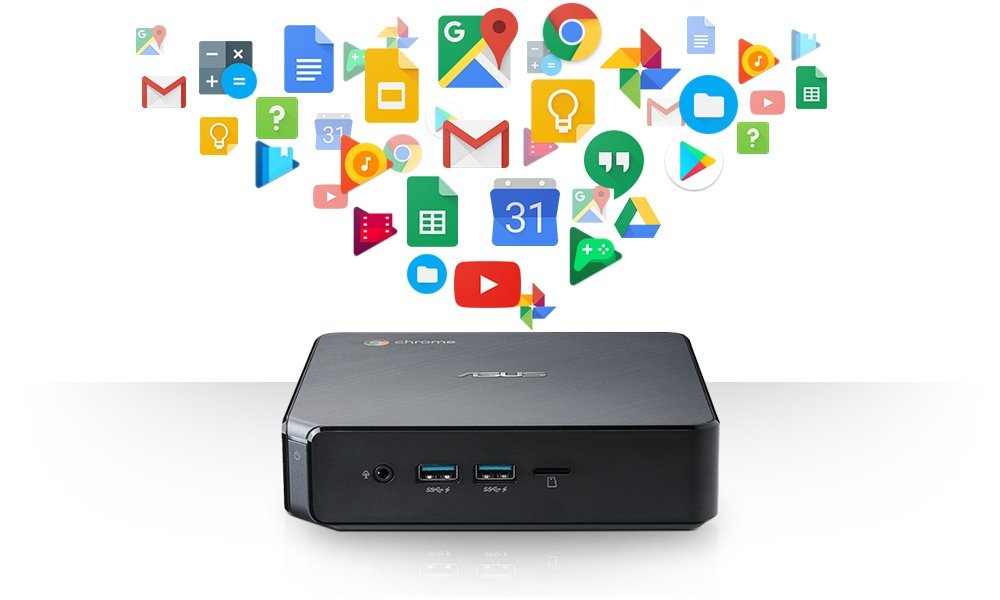 Google Chromebox 3