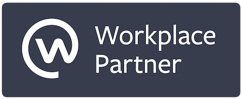 Workplace partner logo
