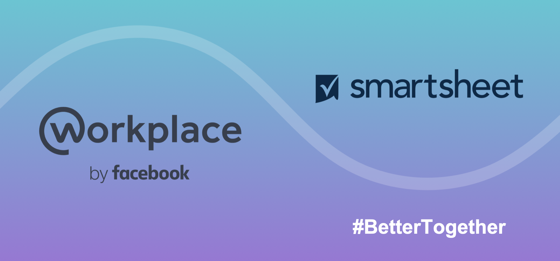 Workplace by Facebook and Smartsheet