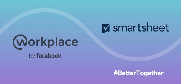 Workplace by Facebook and Smartsheet webinar