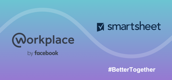 Workplace by Facebook and Smartsheet webinar