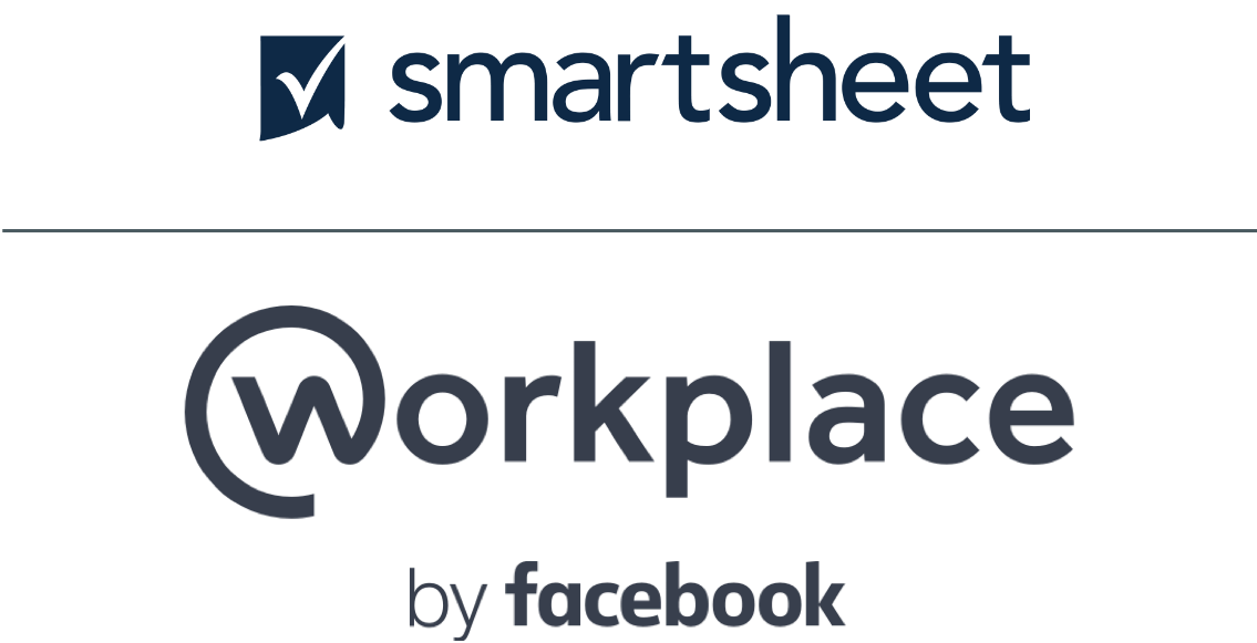 Workplace and Smartsheet better together