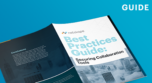 Best Practice Guides Securing Collaboration Tools