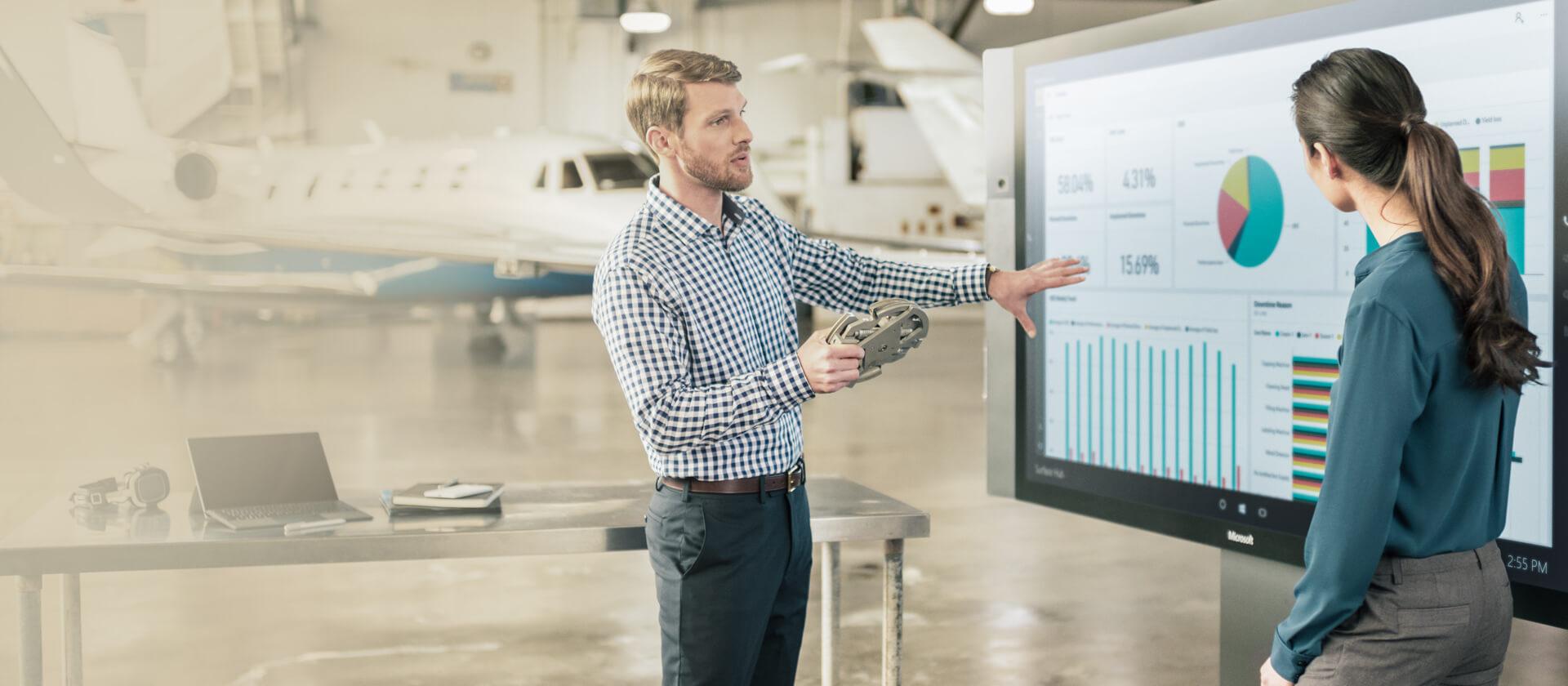 Introducing Microsoft Surface Hub - Agile Collaborative Working