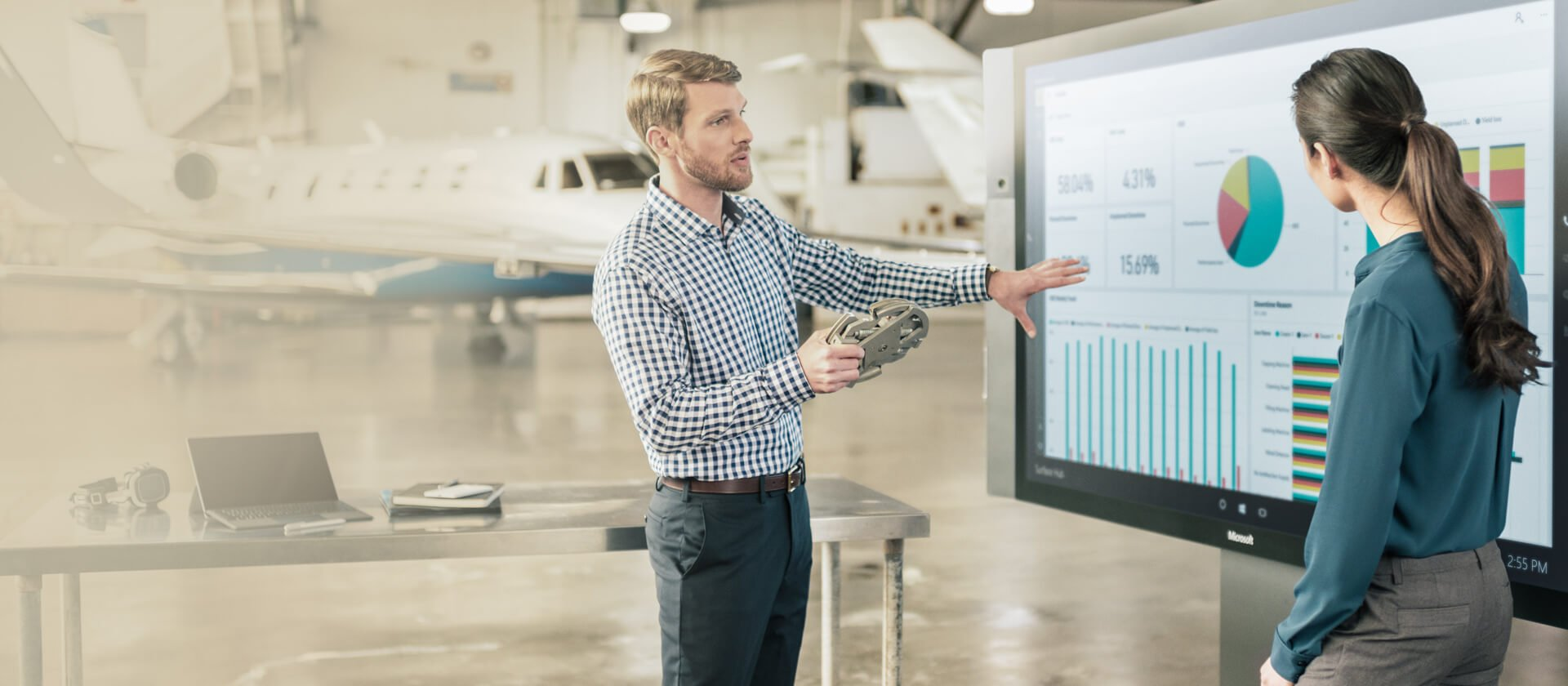 Introducing Microsoft Surface Hub - Agile Collaborative Working
